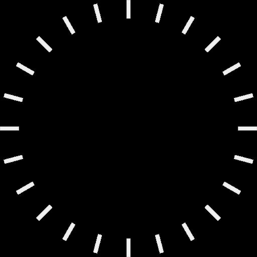 Tick marks: clock face (24 marks) - Tick Marks - FACER Community