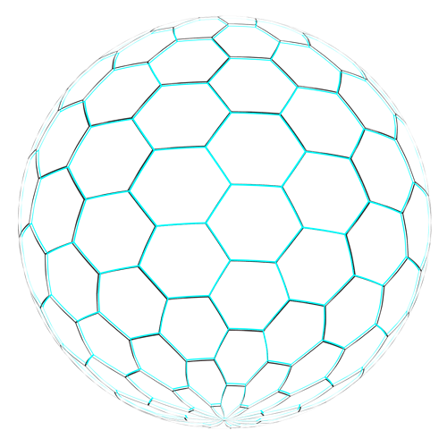 honeycomb-Neon-and-Shadow