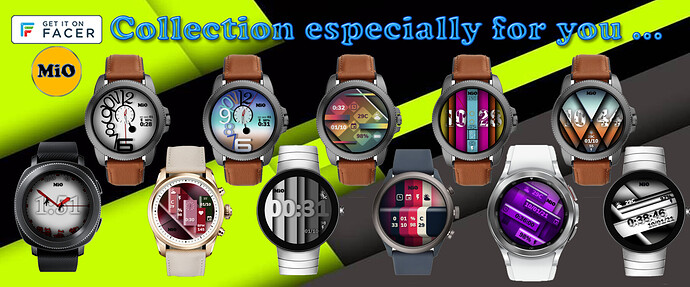 MiO Colleccion Watches & Watches